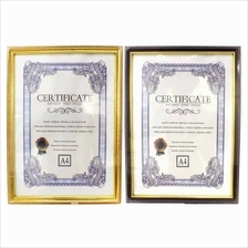 A4 Document Certificate Photo Frame (109)