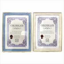 A4 Document Certificate Photo Frame (8512)
