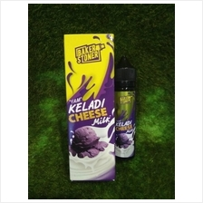 Baker Stoner Yam Keladi Cheese Milk  (6MG & 12MG @ 60ML) E Liquid Vape