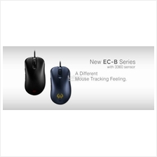 # ZOWIE EC-B Series Ergonomic Gaming Mouse # 2 Model Available
