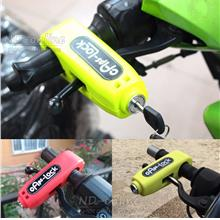 Motorcycle Scooter Handlebar Grip-Lock Universal Motorbike Throttle