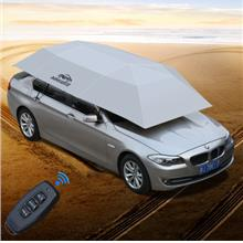 Portable Automatic Car Shade Tent Awning Windproof 3.5m Keeps Car Cool