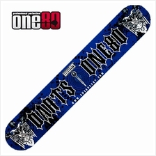 ONE80 Throw Line - Professional Oche Strip - Strong Adhesive [BLUE]