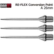 ONE80 Re-flex Conversion Points - 2BA - Replacement Points - Style A -
