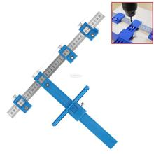 Drill Guide Sleeve Cabinet Hardware Jig Drawer Pull Jig Wood Drilling: Best  Price in Malaysia