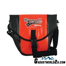 Hypergear Gadget Pouch Poche Sling Bag Dry Bag - Red