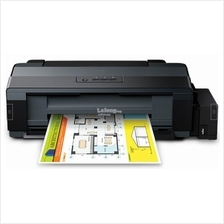 EPSON L1300 Printer  ( 4 COLOUR A3 ) + Extra 1 set Original CMYK Ink