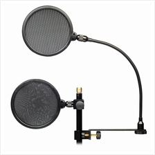 (PM Availability) Superlux HM18AG Professional Pop Filter (2 screens)
