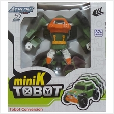 Tobot Athlon 2 Transformation Robot Car Transformer to Jeep