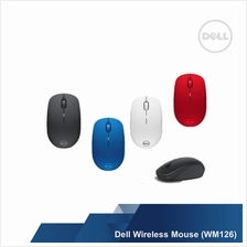 DELL OPTICAL WIRELESS MOUSE (WM126)