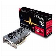 SAPPHIRE ATI RX 570 8GB GDDR5 256BIT PULSE OC W/BP (UEFI)