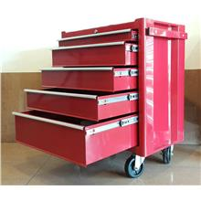 5 Drawer Tool Cart ID228872