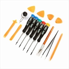JM - 9101 15 IN 1 MOBILE SCREWDRIVER SET REPAIR TOOLS