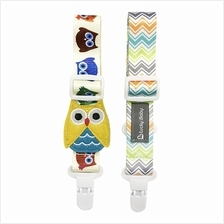Lucky Baby Klipz On Adjustable Strap - Owl