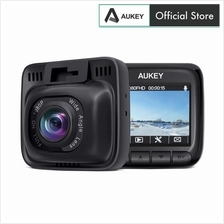 Aukey DR01 Full HD 170 ° Wide Angle Dashboard Camera Recorder)