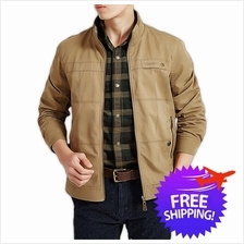 Jeep Men Long Sleeve 2-Sided Jacket Coat
