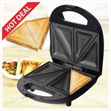Electric Bread Sandwich Maker 4 Slices Breakfast Machine Toast SF-6015