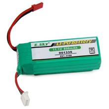 ZOP POWER 11.1V 800MAH 10C LIPO BATTERY (AS THE PICTURE)