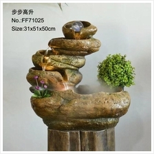 FENG SHUI WATER FOUNTAIN FF71025 TABLE TOP WATER FEATURES DECORATION