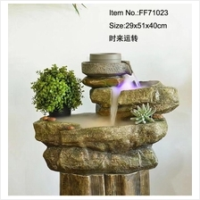 FENG SHUI WATER FOUNTAIN FF71032 TABLE TOP WATER FEATURES DECORATION