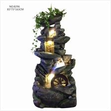 FENG SHUI WATER FOUNTAIN JX8296 TABLE TOP WATER FEATURES DECORATION