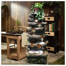 FENG SHUI WATER FOUNTAIN JX8295 TABLE TOP WATER FEATURES DECORATION