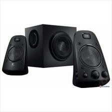 LOGITECH Z623 2.1 SPEAKER / THX / BASE LOVER