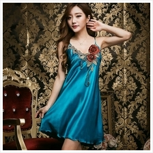 FREE SIZE SEXY LINGERIE JL0160 (BLUE)