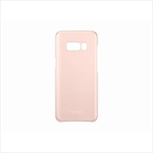ORIGINAL SAMSUNG GALAXY S8 CLEAR COVER (HARD CASE) - PINK
