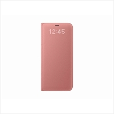 ORIGINAL SAMSUNG GALAXY S8 LED VIEW COVER - PINK