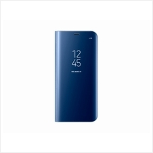ORIGINAL SAMSUNG GALAXY S8 CLEAR VIEW STANDING COVER - BLUE