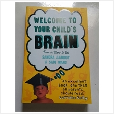 Welcome to your child's brain parenting book English