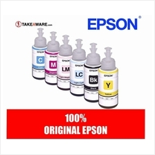 Epson T673 INK L800 BLACK CYAN YELLOW MAGENTA LIGHT CYAN MAGNTA