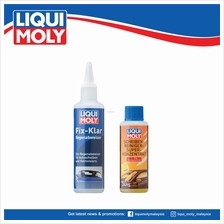 Liqui Moly Fixclear Rain Repellent & Windshield concentrated,1590/1571)