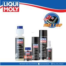 Liqui Moly Motorbike Booster Care (2T), 1582/7820/1591/1602/1571