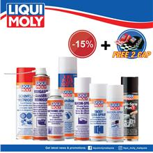 Liqui Moly Spray Family, 3318/3325/3110/1611/3310/2518/1515/3305)
