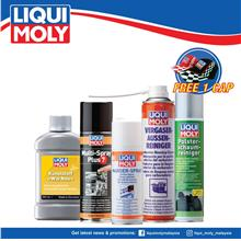 Liqui Moly Cleaner Series, Car Care 1552/3305/1515/3325/1539