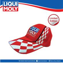 Liqui Moly Cap (Color: Red), Merchandise, Limited Edition