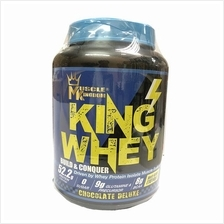 Muscle Kingdom King Whey 1814g (Whey Protein Muscle Builder)