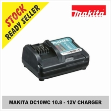 MAKITA DC10WC 10.8 - 12V SLIDE CHARGER