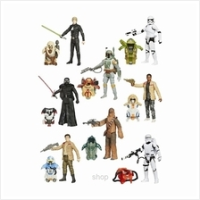 Star Wars Episode 7 3.75inch Armor Actionfigure Assortment - B3886