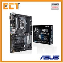 Asus Prime H370-Plus 1151 Socket 4 PCI-E ATX Form Factor Motherboard