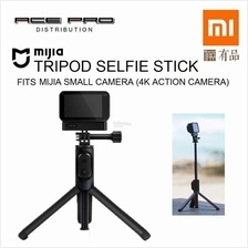 MIJIA Action Camera 4K's Tripod Selfie Stick with Bluetooth Remote