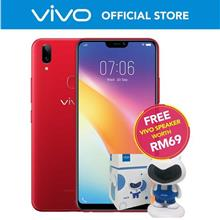 vivo Y85 Dual Cam Rear Cam 13MP+2MP/Front Cam 16MP)