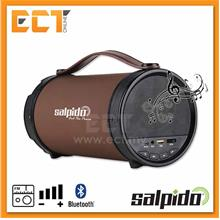 Salpido Grand Luxury Barrel Portable Bluetooth Wireless Speaker