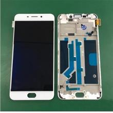 Oppo R9S LCD Touch Screen Digitizer Glass with Frame Fullset