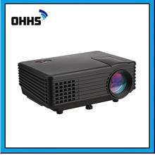 [ 6 Months Warranty ] RD805 HDMI USB Home Theater LED Mini Projector
