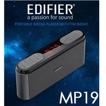 Edifier MP19 Portable Speaker With FM Radio SD/USB AUDIO/FM Radio/AUX