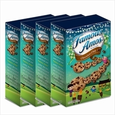 [4 Unit] Kellogg''s Famous Amos Chocolate Chip 352g)