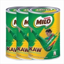 [3 Unit] Milo Limited Edition Kaw 500g)